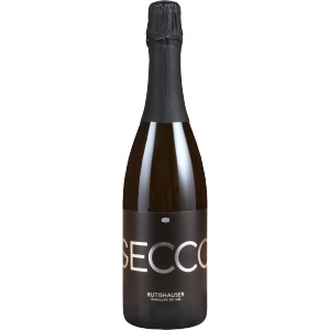 «Secco» Swiss White Sparkling Wine