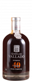40-years Old Tawny Port, 19.5% vol.