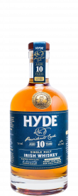 Hyde 10 Years Sherry Finish, 46% Vol.