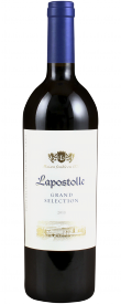 Red blend Grand Selection Rapel Valley